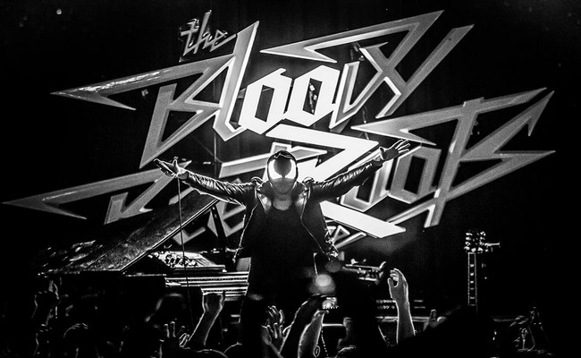 SBCR (The Bloody Beetroots) - The Grid_NRFmagazine
