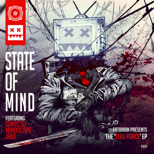 State Of Mind - Full Force EP_NRFmagazine