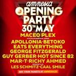Amnesia Ibiza Opening Party 2015