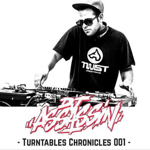 DjAssassin - Turntables Chronicles 001_NRFmagazine