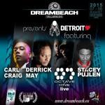 El TECHNO de Detroit aterriza en Dreambeach