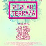 Replay Terraza vuelve a abrir sus puertas