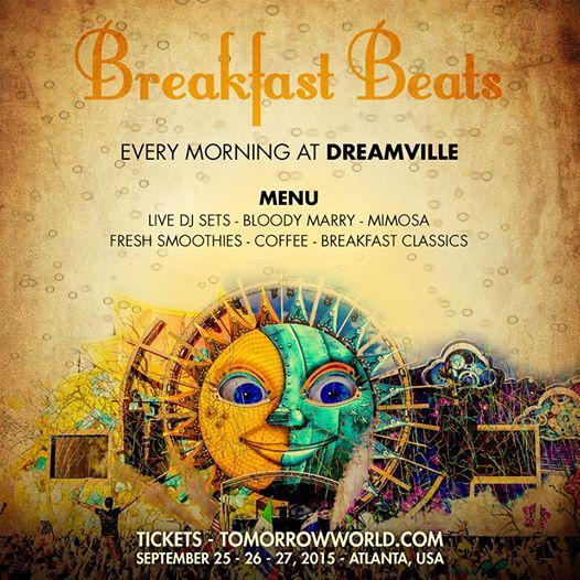 TomorrowWorld Breakfast Beats_NRFmagazine