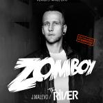 Zomboy: Las grandes fiestas vuelven a Zoológico Club