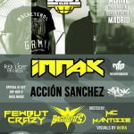 IMPAK & Acción Sanchez aterrizan en Blast Club este viernes
