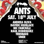 Barcelona Beach Festival anuncia el cartel completo de United Ants