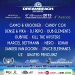 El 4º avance de Dreambeach Villaricos suma 14 nuevos nombres a su line up
