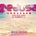 Medusa SunBeach Festival vuelve en 2015 con su 2ª Edición