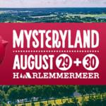 Mysteryland NL anuncia la 2ª fase de su line up