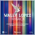 """Wally Lopez publica su primer trabajo del año, """"Triback"""""""