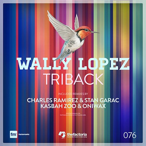 Wally Lopez - Triback_NRFmagazine