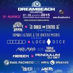 Dreambeach Villaricos añade 10 nuevas actuaciones con su 5º avance
