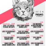 Suara anuncia el lineup completo de su residencia en Sankeys Ibiza