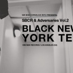 SBCR – Black New York Tee