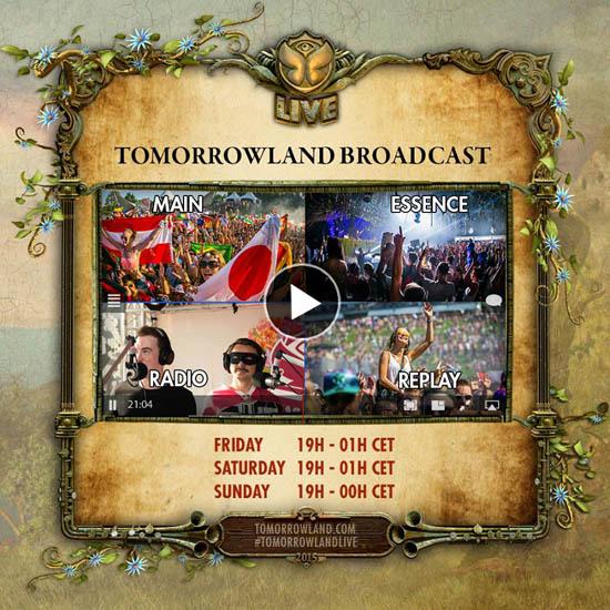 Tomorrowland 2015 streaming_NRFmagazine