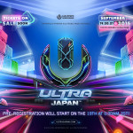 Ultra Music Festival Japan 2015 (live)