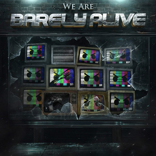 Barely Alive - We Are Barely Alive_NRFmagazine