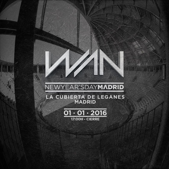 Wan Festival Año Nuevo 2016 Madrid_NRFmagazine