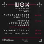 NOX Club Madrid: Programación Diciembre 2015