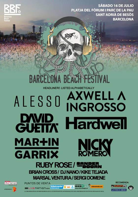 Barcelona Beach Festival 2016_NRFmagazine