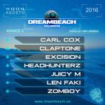 Excision y Zomboy entre los nuevos confirmados de Dreambeach Villaricos 2016
