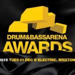 Ganadores Drum&Bass Arena Awards 2015