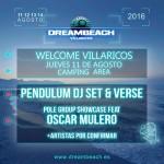 La Welcome Villaricos de Dreambeach anuncia sus primeros nombres