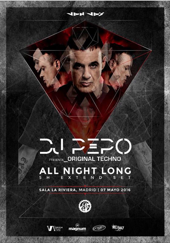 DJ Pepo - All Night Long_NRFmagazine