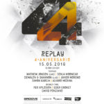 Replay celebra su 4º Aniversario