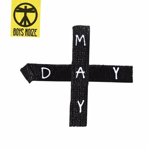 Boys Noize - Mayday LP_NRFmagazine