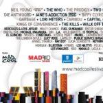 Tras modificarlos levemente, Mad Cool Festival anuncia sus horarios definitivos