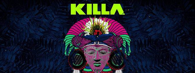 Wiwek & Skrillex ft Elliphant - Killa (Remixes)