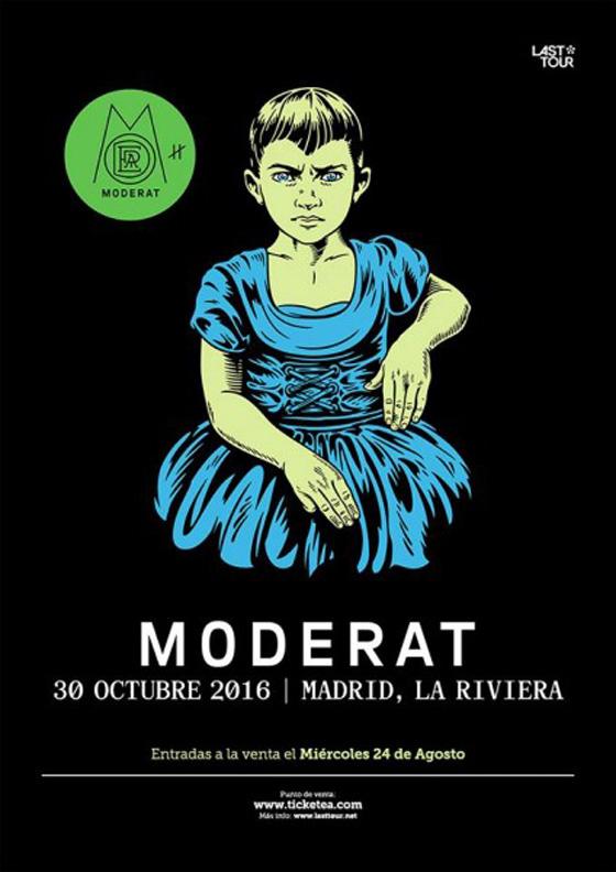 Moderat @ La Riviera Madrid 2016_NRFmagazine