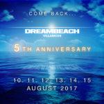 Dreambeach 2017 comienza a andar