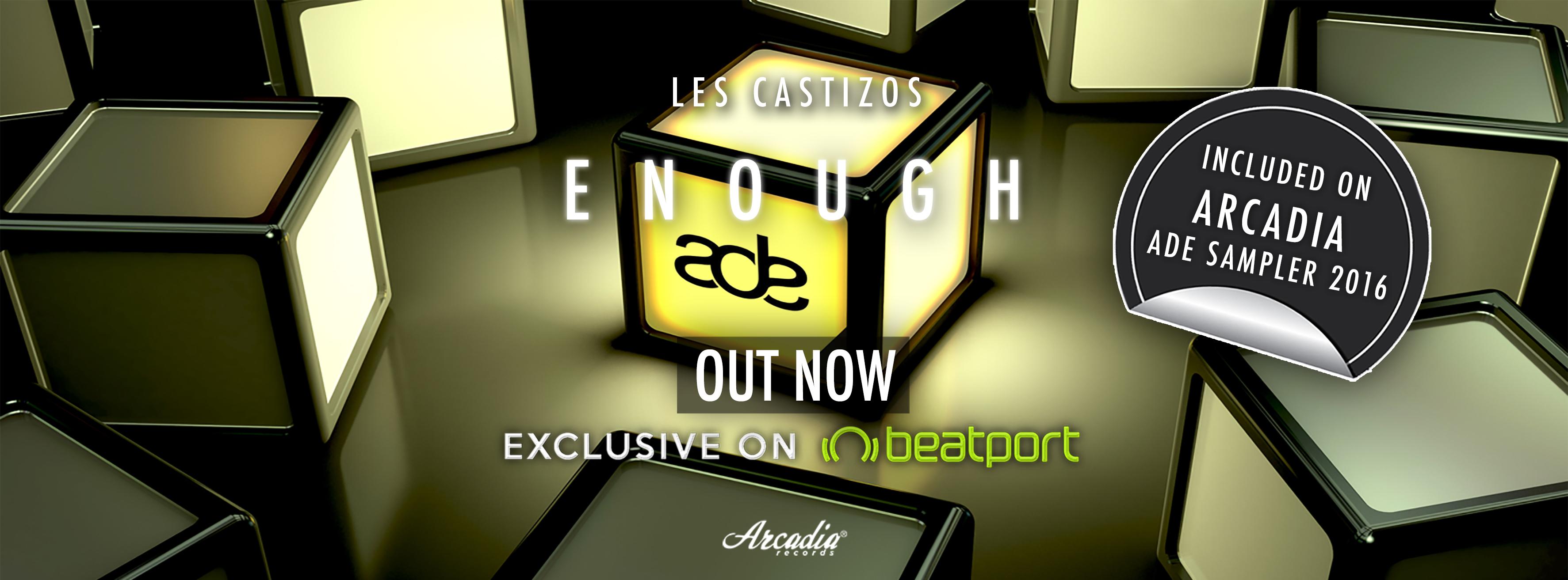 Les Castizos - Enough