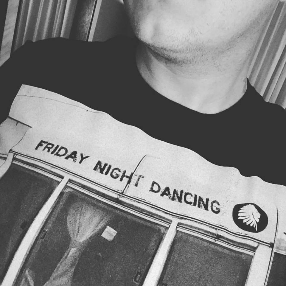 Alan Fitzpatrick - Friday Night Dancing_nrfmagazine