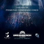 Dreambeach Villaricos anuncia los primeros nombres de su edición 2017