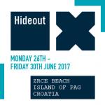 Hideout 2017 anuncia su nuevos nombres