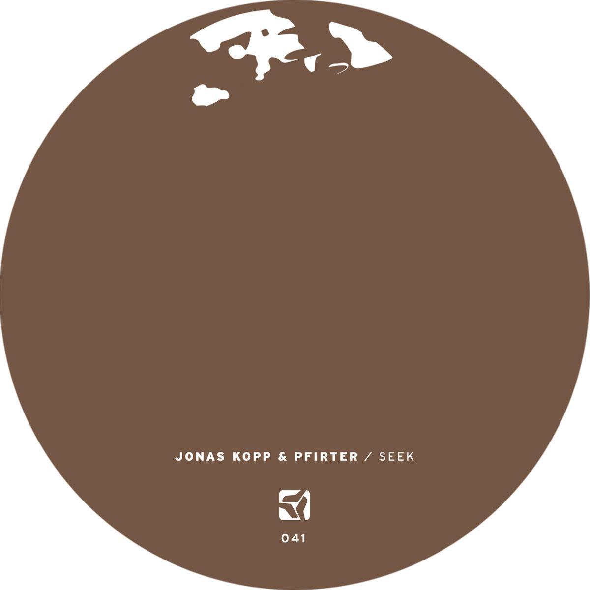 Jonas Kopp & Prfirter - Seek EP