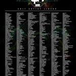 BPM Festival lanza su line up completo para 2017