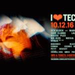 I Love Techno Europe 2016 desvela sus horarios