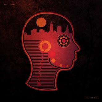 Marc Houle – Sinister Mind LP_nrfmagazine