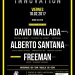 Todo listo para Innovation (Salamanca)