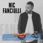 Nic Fanciulli @ Weekend Beach Festival 2017_NRFmagazine