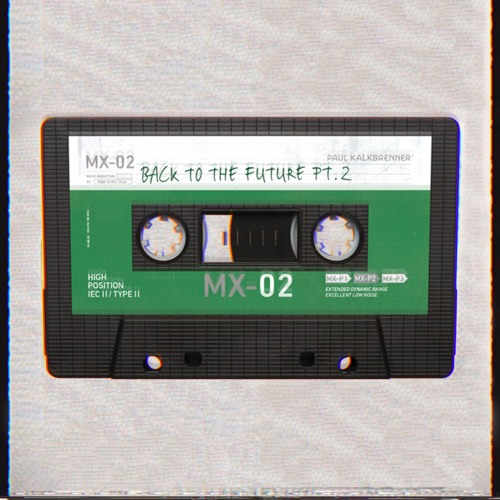 Paul Kalkbrenner-Back to the Future