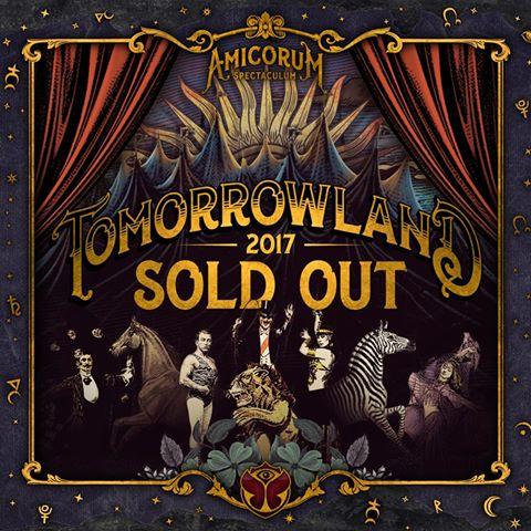 Tomorrowland 2017 sold out_NRFmagazine