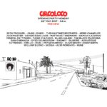 Line up completo para Opening Party de CircoLoco