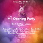 Hi Ibiza continua ampliando su lineup para su Opening Party