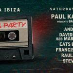 Ushuaia Ibiza anuncia el lineup de su Opening Party 2017