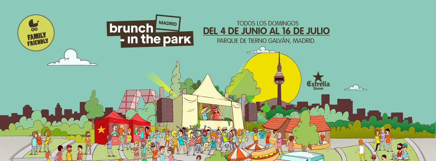Brunch In The Park Madrid_NRFmagazine